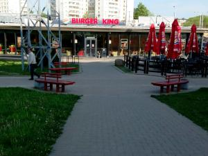 Апартаменты на улице Притыцкого - фото 16