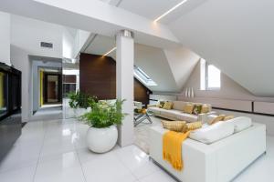 EMPIRENT Grand Central Apartments, Apartmanok  Prága - big - 67