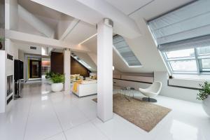 EMPIRENT Grand Central Apartments, Apartmanok  Prága - big - 87
