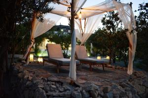 Ktima Natura, Holiday homes  Archangelos - big - 14