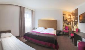 Hotel Der Salzburger Hof, Hotely  Salzburg - big - 74
