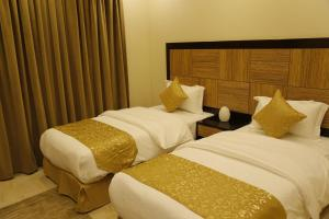 Mada Suites, Aparthotels  Riad - big - 2