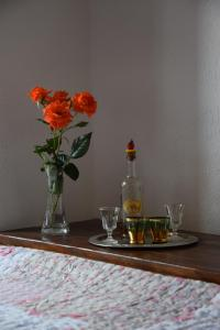 Vera's Traditional House, Апартаменты  Загора - big - 63