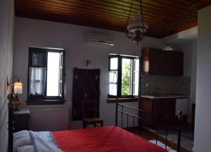 Vera's Traditional House, Апартаменты  Загора - big - 102