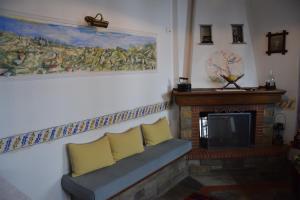 Vera's Traditional House, Апартаменты  Загора - big - 152