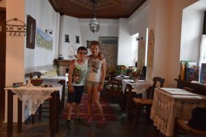 Vera's Traditional House, Апартаменты  Загора - big - 143