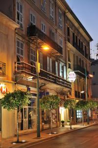 Hôtel Richelieu, Hotely  Menton - big - 23