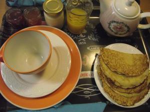 Chez Christy, Bed & Breakfast  Voussac - big - 108