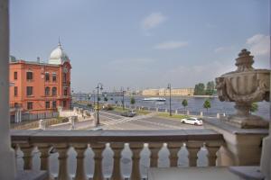 Apartment on Birzhevoy Pereulok