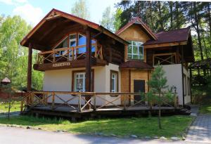 Отель Лесотель - фото 7