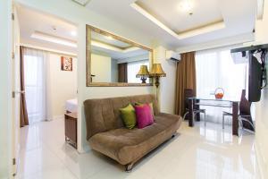 JMM Grand Suites, Aparthotels  Manila - big - 16
