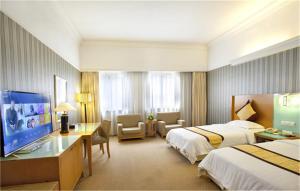 Foshan Carrianna Hotel, Hotely  Foshan - big - 21