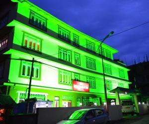 Hotel Golden Sunrise & Spa, Hotels  Pelling - big - 28