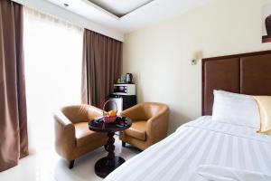 JMM Grand Suites, Aparthotels  Manila - big - 10