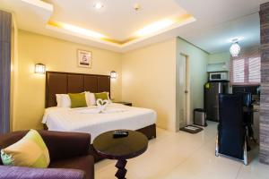 JMM Grand Suites, Aparthotels  Manila - big - 15