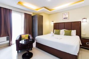 JMM Grand Suites, Aparthotels  Manila - big - 18