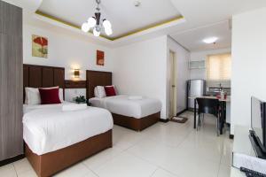 JMM Grand Suites, Aparthotels  Manila - big - 17