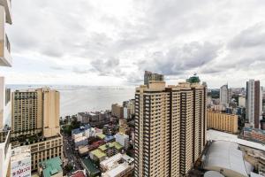 JMM Grand Suites, Aparthotels  Manila - big - 9