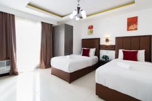 JMM Grand Suites, Aparthotels  Manila - big - 8