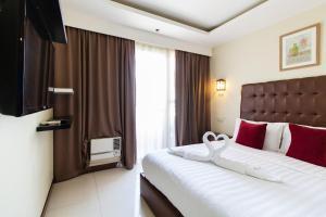 JMM Grand Suites, Aparthotels  Manila - big - 19