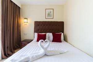 JMM Grand Suites, Aparthotels  Manila - big - 27