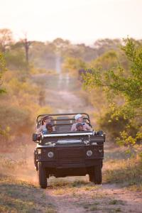 Buffelshoek Tented Camp, Люкс-шатры  Manyeleti Game Reserve - big - 7