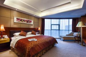 Tian Lai Crown Hotel, Hotel  Chongqing - big - 10
