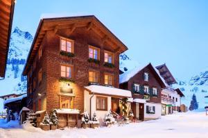 House Hannes Schneider Stuben