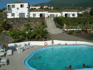 Apartamentos la Hacienda el Rancho, Apartmány  Los Llanos de Aridane - big - 14
