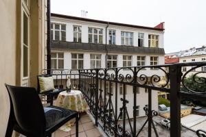 EMPIRENT Grand Central Apartments, Apartmanok  Prága - big - 192