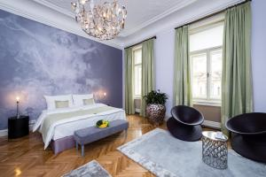 EMPIRENT Grand Central Apartments, Apartmanok  Prága - big - 201