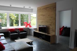 De Roeschaard, Дома для отпуска  Кнокке-Хейст - big - 18