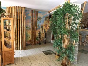 Hotel Malibu, Penziony  Haspra - big - 36