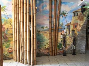 Hotel Malibu, Penziony  Haspra - big - 31