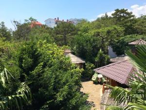 Hotel Malibu, Penziony  Haspra - big - 17