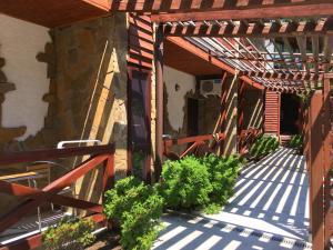 Hotel Malibu, Penziony  Haspra - big - 12