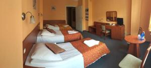 Hotel-Restauracja Spichlerz, Hotels  Stargard - big - 19