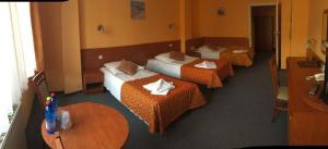 Hotel-Restauracja Spichlerz, Hotely  Stargard - big - 16