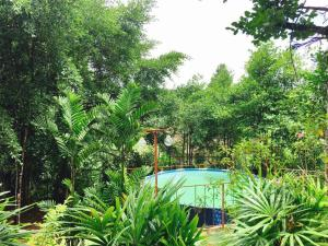 Green Retreat Holiday Resort, Rezorty  Panadura - big - 12
