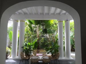 Villa Helena, Bed & Breakfast  Pondicherry - big - 24