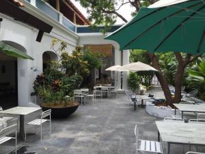Villa Helena, Bed & Breakfast  Pondicherry - big - 23