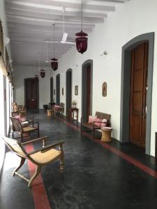 Villa Helena, Bed & Breakfast  Pondicherry - big - 22