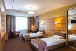 Zagrava Hotel, Hotel  Dnipro - big - 11