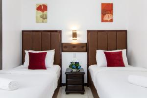 JMM Grand Suites, Aparthotels  Manila - big - 29