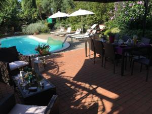 Il Giardino di Armida, Bed and breakfasts  Salerno - big - 39