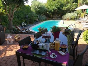 Il Giardino di Armida, Bed and breakfasts  Salerno - big - 38