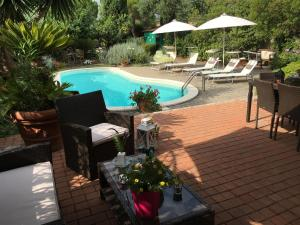 Il Giardino di Armida, Bed and breakfasts  Salerno - big - 34