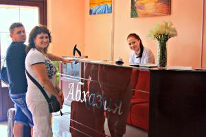 Мини-гостиница Абхазия - фото 8