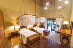 Kumbali Country Lodge, B&B (nocľahy s raňajkami)  Lilongwe - big - 5