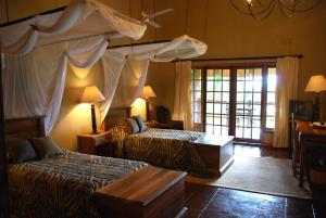 Kumbali Country Lodge, B&B (nocľahy s raňajkami)  Lilongwe - big - 23